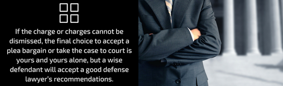 Experience Defense Lawyer